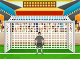 Игра Пенальти на Евро