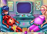 Игра Беременные подружки герои