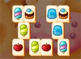 Игра Сахарный маджонг