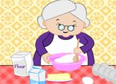 Игра Бабушкина кухня 3