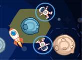 Игра Спасательная операция в космосе