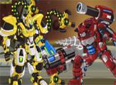 Игра Робот - супер боец