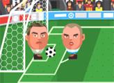 Игра Спортивные головы: Футбол