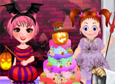 Игра Счастливый Хэллоуин