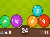 Игра Математика с мячами