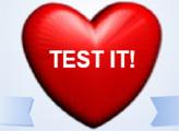 Игра Тест любви