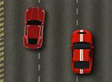 Игра Красная ярость на трассе