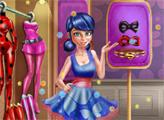 Игра Секретный шкаф Леди Баг