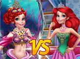 Игра Русалка против принцессы