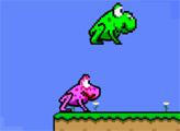 Игра Любящие жабы