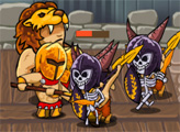 Игра Герои мифов: Воины богов