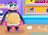 Игра Менеджер Панда: Семейный супермаркет