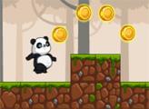 Игра Бегущая панда