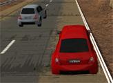 Игра Красный гонщик