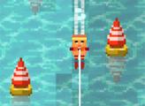 Игра Водные лыжи: Лох-Несс