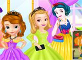 Игра Аксессуары для принцессы