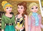 Игра Модные бренды Принцесс