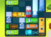 Игра Переполох на парковке