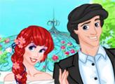 Игра Идеальная свадьба Принцессы