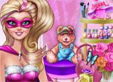 Игра Комната для макияжа принцессы