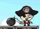 Игра Подрывник пиратов