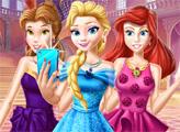 Игра Фестиваль в замке принцесс