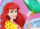 Игра Пижамная вечеринка принцесс
