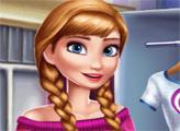 Игра Весенний шкаф принцессы