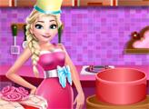Игра Свадебный торт принцессы