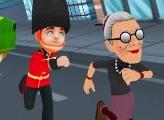 Игра Злая Бабушка: Лондон