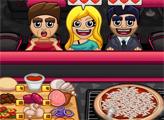 Игра Кафе-пицца