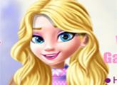 Игра Принцесса в Зимнем номере журнала