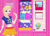Игра Принцессы возвращаются в школу