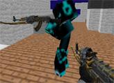 Игра Пиксельные битвы героев