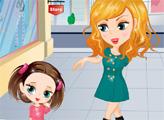 Игра Я хочу одеваться, как мама