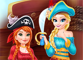 Игра Гардероб Пираток
