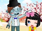Игра Девушка и робот 4