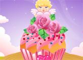 Игра Милый розовый кекс