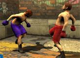 Игра Пьяные боксеры