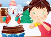 Игра Морозный кексы