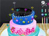 Игра Эмо-торт