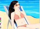 Игра Красавица на пляже