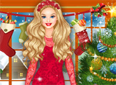 Игра Новогодняя Дисней Дива