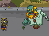 Игра Город Зомби