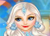 Игра Эльза арабская принцесса