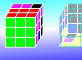 Игра Виртуальный кубик-рубик