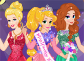 Игра Принцессы на Мисс Вселенная 2016