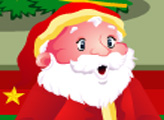 Игра Комната подарков Санты