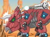 Игра Игрушечная война: Робот Трицератопс