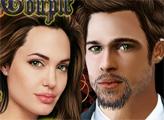 Игра Пара мечты: Питт и Джоли